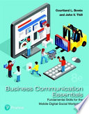 2019 Mylab Business Communication with Pearson Etext -- Access Card -- For Business Communication Essentials