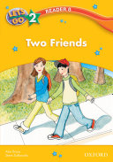 Two Friends  Let s Go 3rd ed  Level 2 Reader 8