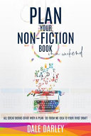 Plan Your Non Fiction Book In A Weekend
