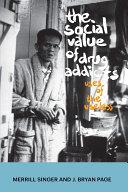 The Social Value of Drug Addicts Pdf/ePub eBook