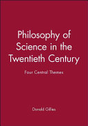 Philosophy of Science in the Twentieth Century