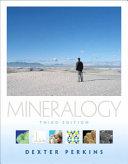 Mineralogy Book