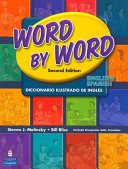Word by Word Picture Dictionary English Spanish Edition