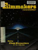 Filmmakers Newsletter