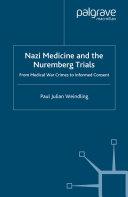 Nazi Medicine and the Nuremberg Trials Pdf