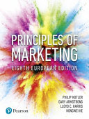 Principles of Marketing Book