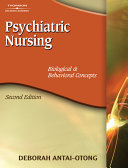 Psychiatric Nursing Book