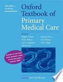 """Oxford Textbook of Primary Medical Care"" by Roger Jones (Prof.)"