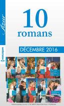10 romans Azur (no3775 à 3784 - Décembre 2016)