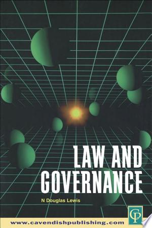 Download Law and Governance Free Books - E-BOOK ONLINE