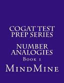 Cogat Test Prep Series