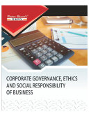 Corporate Governance Ethics & Social Responsibility of Business By Dr. Amit Kumar, Dr. Mukund Chandra Mehta