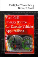 Fuel Cell Energy Source For Electric Vehicle Applications Book PDF