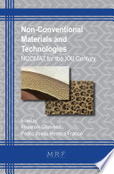 Non Conventional Materials and Technologies Book