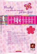 Girls Life Application Study Bible Nlt Book PDF