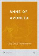 Anne Of Avonlea [Pdf/ePub] eBook