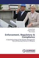 Enforcement  Regulatory   Compliance Book