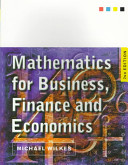 Mathematics for Business, Finance, and Economics