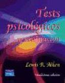 Tests psicológicos y evaluación