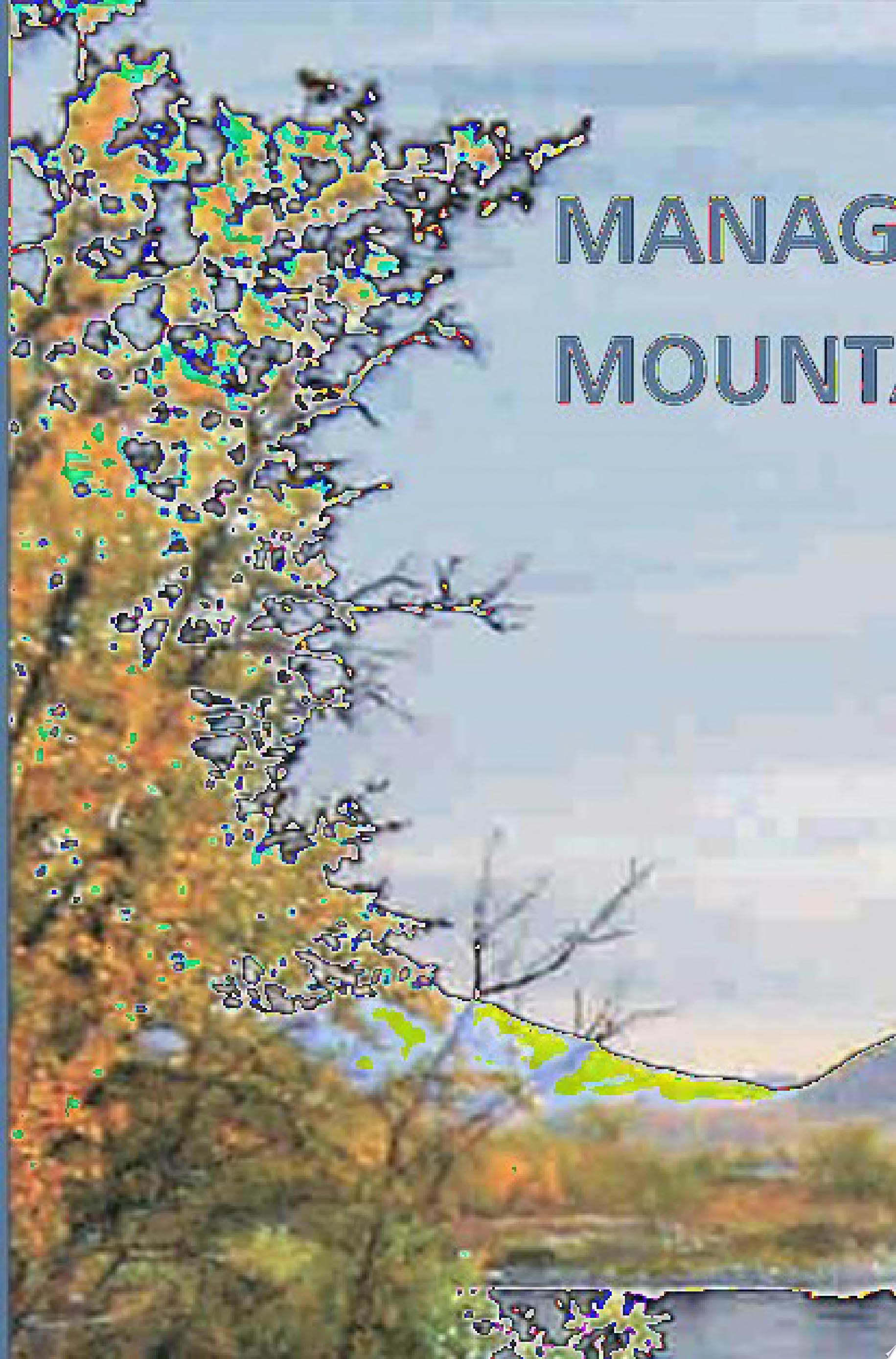 Management of Mountain Watersheds