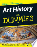 List of Dummies Art History Timeline E-book