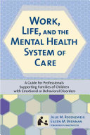 Work  Life  and the Mental Health System of Care