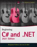 Beginning C  and  NET