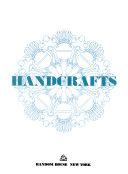Handcrafts  a Golden Hands Pattern Book