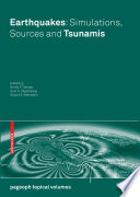 Earthquakes  Simulations  Sources and Tsunamis Book