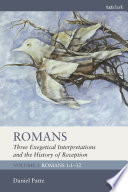 Romans Three Exegetical Interpretations And The History Of Reception
