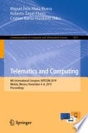 Telematics and Computing
