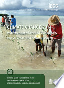 Climate Change 2014 Impacts Adaptation And Vulnerability Global And Sectoral Aspects Book PDF