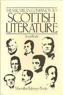 The Macmillan Companion To Scottish Literature