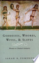Cover of Goddesses, Whores, Wives and Slaves