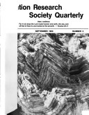 Creation Research Society Quarterly