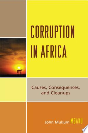Free Download Corruption in Africa PDF - Writers Club
