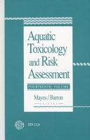 Aquatic Toxicology and Risk Assessment