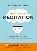Mon cours de méditation