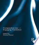 Comparative Law Engaging Translation