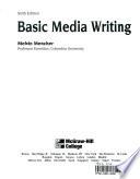Basic Media Writing