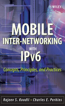 Mobile Inter-networking with IPv6