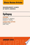 Epilepsy  An Issue of Neurosurgery Clinics of North America