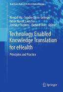 Technology Enabled Knowledge Translation for eHealth Pdf