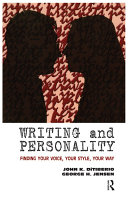 Writing and Personality