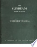 Sunbeam Alpine Workshop Manual