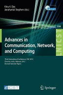Advances in Communication  Network  and Computing