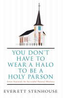 Pdf You don't have to wear a HALO to be a HOLY PARSON