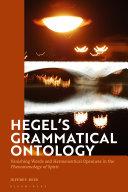 Hegel s Grammatical Ontology