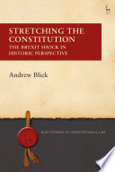 Stretching The Constitution