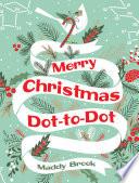 Merry Christmas Dot to Dot Book